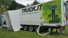 Entrata shower truck Trucks, Shower, Sport, Vehicles, Rain Shower Heads, Deporte, Sports, Truck, Showers