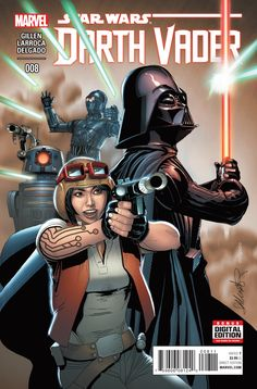 Preview: Darth Vader #8,   Darth Vader #8 Story: Kieron Gillen Art: Salvador Larroca Cover: Adi Granov Publisher: Marvel Publication Date: August 5th 2015 Price: $3.99...,  #AdiGranov #All-Comic #All-ComicPreviews #Comics #DarthVader #KieronGillen #Marvel #Previews #SalvadorLarroca