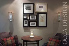 Hotel Interior Design, The Landmark Hotel, Dundee, Bar Interior, Lounge Interior, Scottish Interior Design, Tartan Cushions, Artwork Group, BDL Hotels