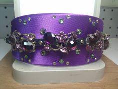 Purple+and+Green+Irish+Dance+Headband+Crown+by+IrishDanceShop,+$20.00