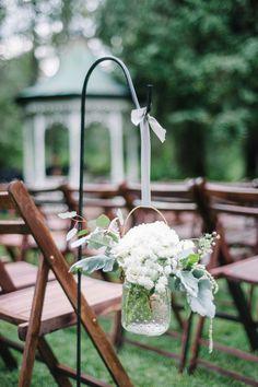 Charleston wedding ceremony - Charleston wedding ring shot - Magnolia Plantation Wedding by Aaron and Jillian Photography