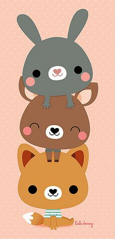 picapau by Luli Bunny, via Flickr