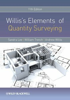 Buy Willis's Elements of Quantity Surveying by Andrew Willis, Sandra Lee, William Trench and Read this Book on Kobo's Free Apps. Discover Kobo's Vast Collection of Ebooks and Audiobooks Today - Over 4 Million Titles! Kindle, This Book, Trench, Free Apps, Audiobooks, Ebooks, Store, Projects