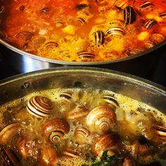 https://flic.kr/p/Jpk5c7 | Caracoles | Los caracoles han estado siempre presentes en nuestra dieta, bien por necesidad o por placer. Os presentamos una receta sencilla y deliciosa. koketo.es/caracoles @chefkoketo