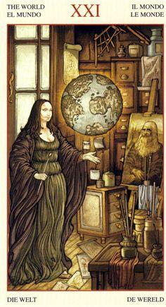 Tarot Cards Major Arcana, Mona Lisa Parody, Sphinx, Monalisa, Cartomancy, Joker, Italian Artist, Oracle Cards, Cultura Pop