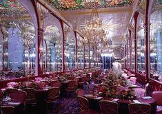 The Russian Tea Room N.Y.C, one of my favorite tea rooms! by phyllis