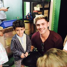"""zacefron: """" 😎 View more Zac Efron on WhoSay """""""
