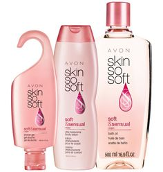 AVON - Product Come Check out the entire Skin So Soft line and much more at   www.youravon.com/lexielex