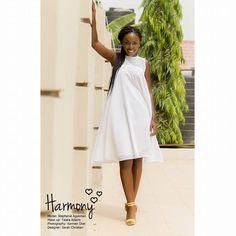 Designer Sarah Christian | African Fashion