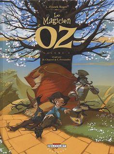 Le Magicien d'Oz, Tome 1 : de David Chauvel https://www.amazon.fr/dp/2847896635/ref=cm_sw_r_pi_dp_rZ0jxb80VKGCC