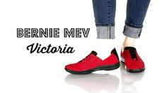 The Bernie Mev Victoria earns five star reviews from women with rheumatoid arthritis, prolapsing toes, bunions, neuropathy and neuromas. The &helip;