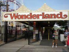 Wonderland Amusement Park.....Amarillo, Texas