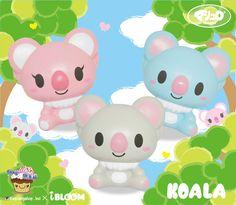 Koala squishy. Squishy Japan, Squishy Japan | Squishy Shop, IBloom, Slow riser. shop online store