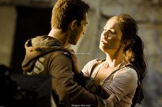 Mikaela and Sam  <3