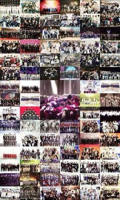 2 years 5 eras 12 boys 1 dream EXO will stay forever as one in every exo-stans heart SARANGHAE~ ♥