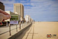 Vickie Le Sellin rockin her Eloqua flair in Virginia Beach.