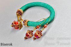 woven caps beaded plaits scheme for beads braided obnimateli master class