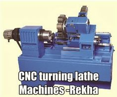 A Win-Win Strategy With CNC Technology In Different Types Of Lathe Machines    The support of technology in the form of CNC machines has been a great revolution which has completely changed the outlook of the market. Using computerized versions for attaining precise machining has been accepted and recognized by one and all