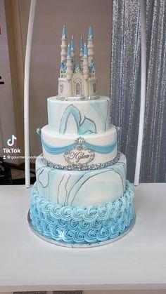 Quince Cakes, Quinceanera Cakes, Desserts, Tailgate Desserts, Deserts, Postres, Dessert, Plated Desserts