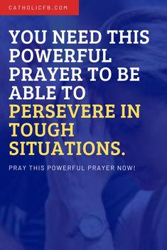 Prayer Verses, Prayer Quotes, Home Altar Catholic, Prayer Closet, Power Of Prayer, God Jesus, Christianity, Prayers, Challenges