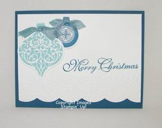 Soft Ornaments by Technique_Freak - Cards and Paper Crafts at Splitcoaststampers