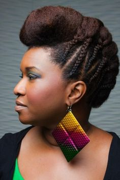 ... Hairstyles on Pinterest | Locs, Dreadlocks and Natural hairstyles