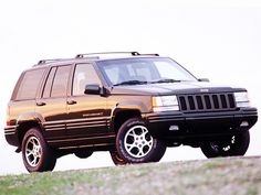 Jeep Grand Cherokee Orvis (1995 – 1997).