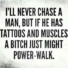 i'd powerwalk...