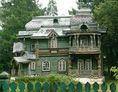 Nizhny Novgorod region of Volodarsk, Russia