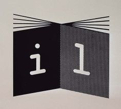 Whitney Interiors Library Logo, George Tscherny 1953