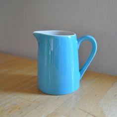 Royal China - Blue Heaven - Creamer for tableware log.