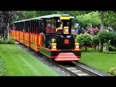 Riding the LEGO Train is a good way to begin a visit to LEGOLAND, because there is room for the whole family, and the trip gives you a good introduction to p. Good Introduction, Lego Trains, Steam Engine, Legoland, Legos, Four Square, Denmark, Engineering, Handsome