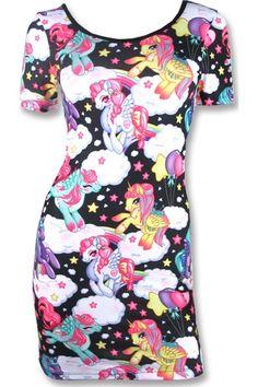 Pegasus Dress