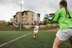 #Alvernia has a reputation for winning #athletic teams and a fired-up school spirit. Our student athletes enjoy the competition of #NCAA Division III intercollegiate sports, club sports and intramural programs. #soccer