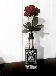 Jack Daniel's and roses | Aniyahlationn