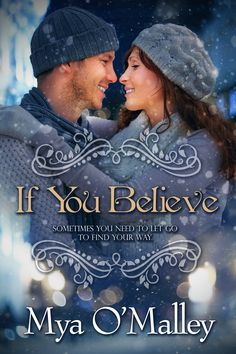 Wow! First review for If you Believe ***** 5 Star Review on Goodreads: ...I loved this book. It was a quick read, mostly because I couldn't put it down. I loved the character of Jack. He warmed and broke my heart at the same time. Such an unusual twist.