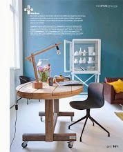 "Classico Chalk paint color ""Country Blue"""