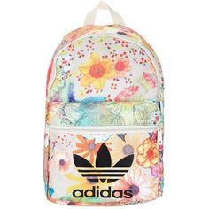 Adidas Originals Originals Farm Confete Backpack ( 43) ❤ liked on Polyvore  featuring bags d52e4afaf6223