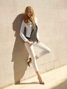 Frida Gustavsson & Magdalena Frackowiak Star in Mavi Jeans Spring 2014 Campaign