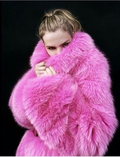 fur fashion directory is a online fur fashion magazine with links and resources related to furs and fashion. furfashionguide is the largest fur fashion directory online, with links to fur fashion shop stores, fur coat market and fur jacket sale. Pink Love, Pretty In Pink, Hot Pink, Fur Fashion, Pink Fashion, Rosa Style, Pink Fur Coat, Fuzzy Coat, Pink Coats