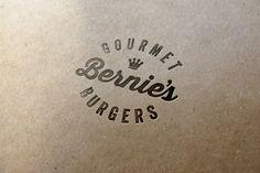 Bernie's by Minale Design Strategy - Brand Identity - Logotype - Craft and Raw