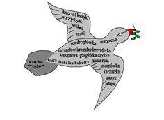 dyktando - ptaki