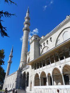 Szulejmán dzsámi Istanbul