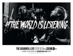Twitter / TheGRAMMYs: RT if you are excited that ... The BLACK KEYS will be performing at the 55th Grammys!