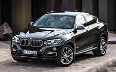 BMW-X6 I love the form of the car and the color
