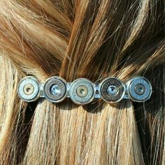 If you love bullet jewelry – then you'll love all these hand polished shell casi… Shotgun Shell Art, Shotgun Shell Crafts, Shotgun Shells, Shotgun Shell Jewelry, Ammo Jewelry, Jewelry Crafts, Jewelery, Jewelry Necklaces, Metal Jewelry