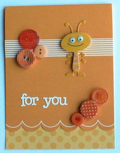 Stacy & Doodlebug Card #34