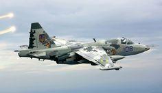 """Frogfoot"""" Su-25"