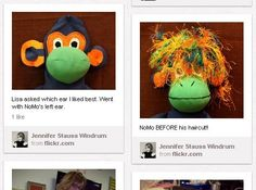 Feature on the SMAC! monkeys in The Real Time Report regarding use of Pinterest to create prototype.