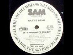 Gary's Gang - Let's Lovedance Tonight (1979) - YouTube